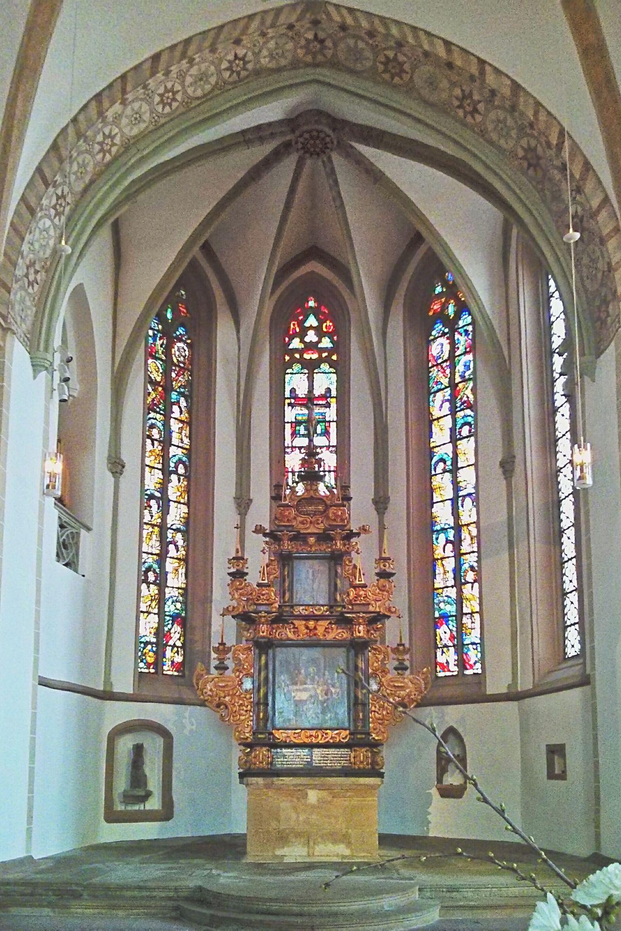 Nicolai Nicolaikirche St.Nicolai Lemgo, Kirche