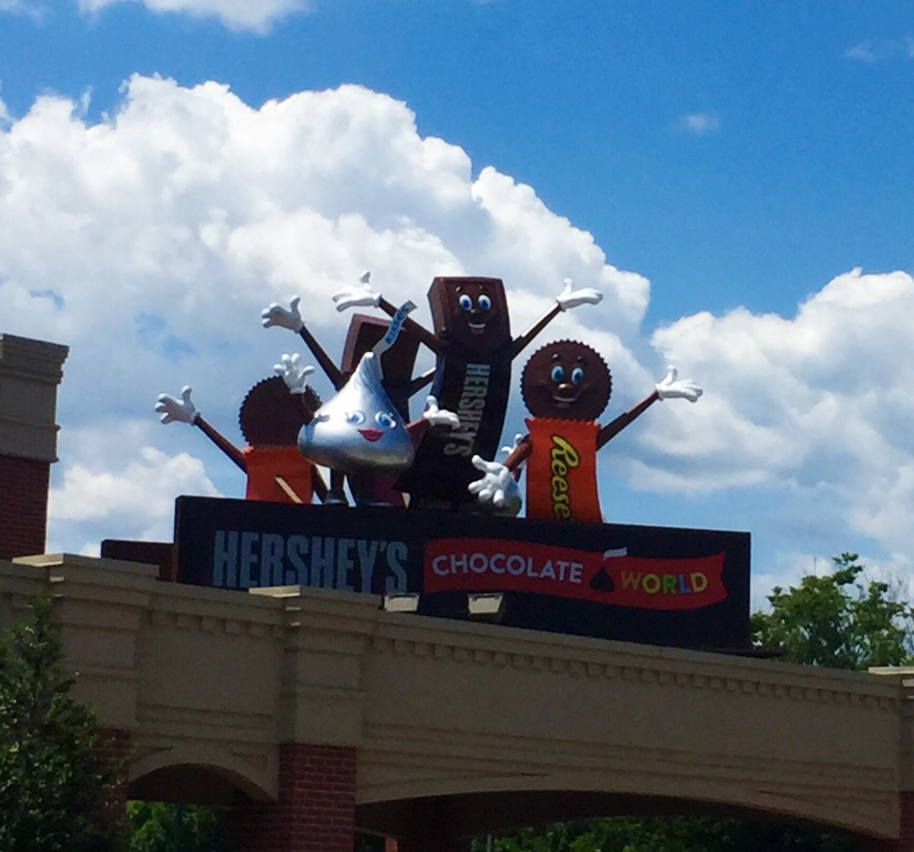 Hershey's Chocolate World Chocolate Characters Candy Photography Look Up 43 Golden Moments Capture The Moment Eyem Collection Eyeem Photography EyeEm EyeEm Gallery Eyeem Market Eyeem Community Hershey Pennsylvania Hershey, Pa Attractions Hershey Characters Fine Art Photography On The Way Hidden Gems  Showcase July EyeEm Team Home Is Where The Art Is Two Is Better Than One