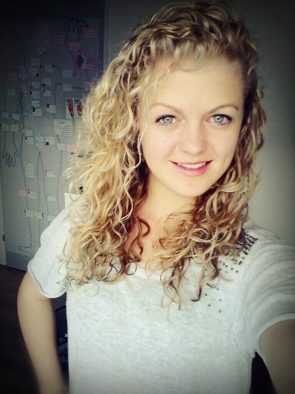 Smile ✌ Blondhair BlueEyes Happy