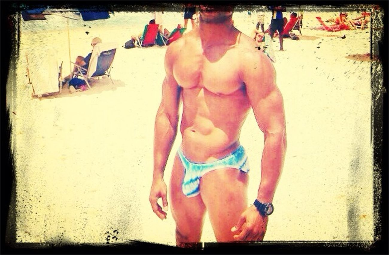 Beach Hello World Body & Fitness I Love My Body