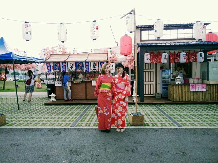 The Portraitist - 2016 EyeEm AwardsKimono♡ KimonoStyle Japanese Culture Japanese Garden Landscape_Collection Eyeemphotography Sunnyday☀️ Japan Scenery Japanese Restaurant Kuala Lumpur Malaysia