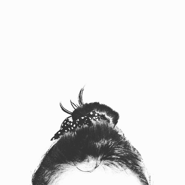 AMPt_community EyeEm Best Shots Shootermag Selfie ✌ Blackandwhite Crazy Moments Black & White Bnw_society Hairstyle