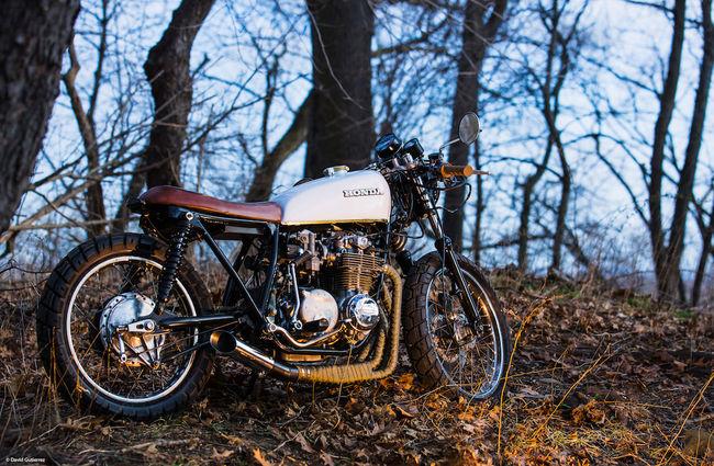 My 1978 Honda CB 550 Brat EyeEm Best Shots Motorcycles Brat Beautiful David Gutierrez 550cb Vintage Honda Motorcyclelife