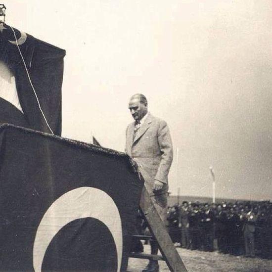 MustafaKemalAtatürk Atatürk MKA Türkiye president commander turk 1938 oldpics nostalji retro vintage TurkBayragi efsane history tarih legend