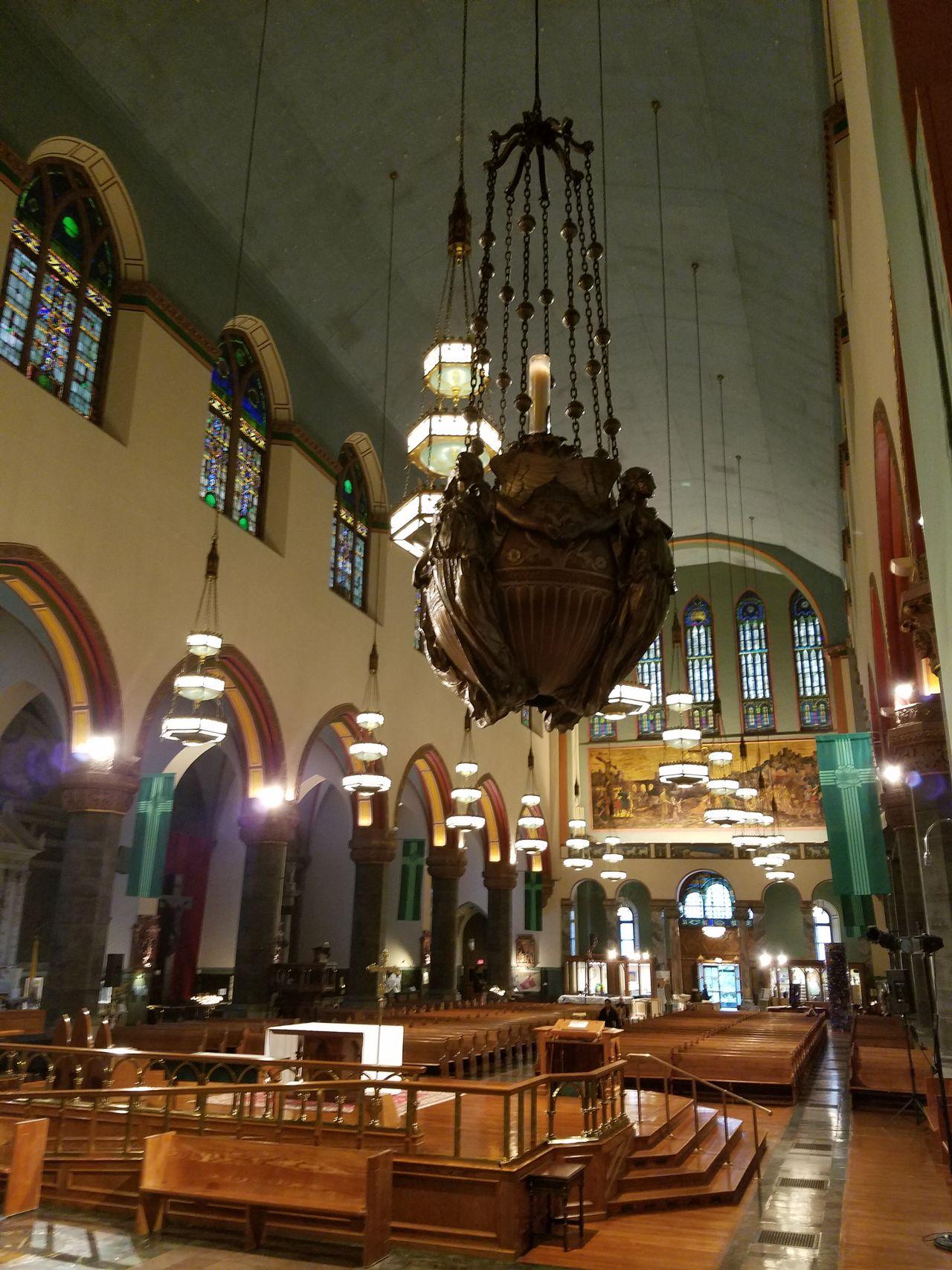 Church Beauty Inmensidad Indoors  Illuminated No People Vessel