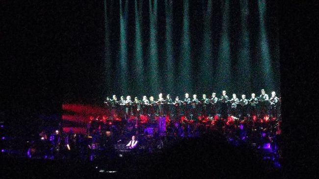 Thanks Hanszimmer for this grandiose Concert HansZimmerMoments