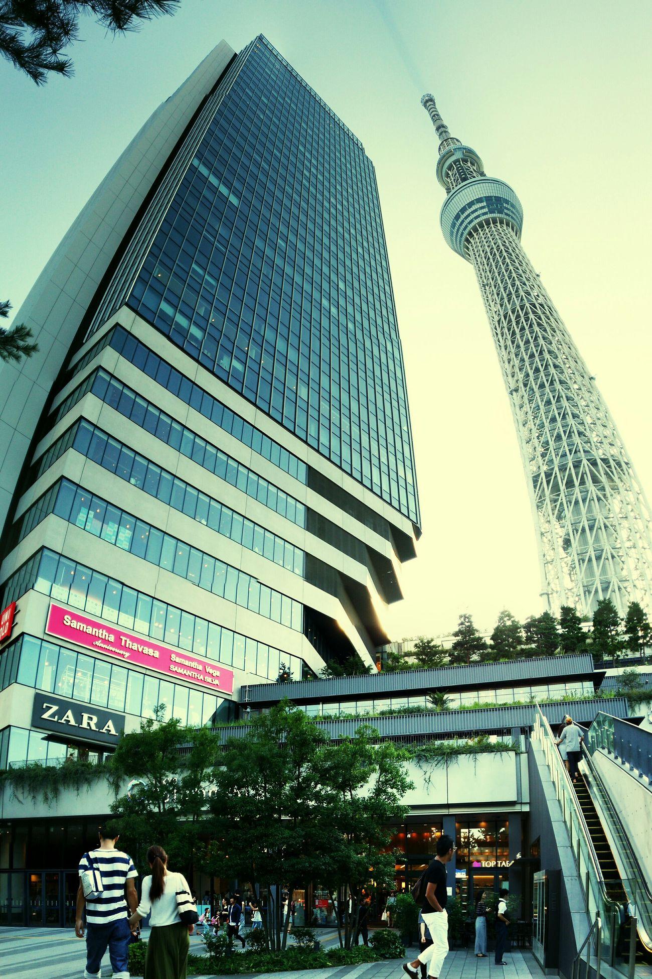 東京スカイツリー Tokyoskytree First Eyeem Photo
