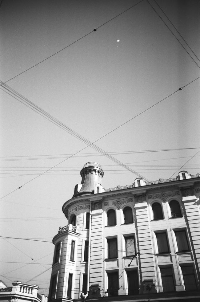 Architecture Built Structure Building Exterior Tower Cable Monochrome Photgraphy Noir Saintpetersburg FiftyShadesOfGrey Blackandwhite Monochrome Doublecolors 50shadesofgrey Facades Black And White Grayscale City Bandw Anticolors Shadow Fiftyshades Petersburg Slide Gray Architecture