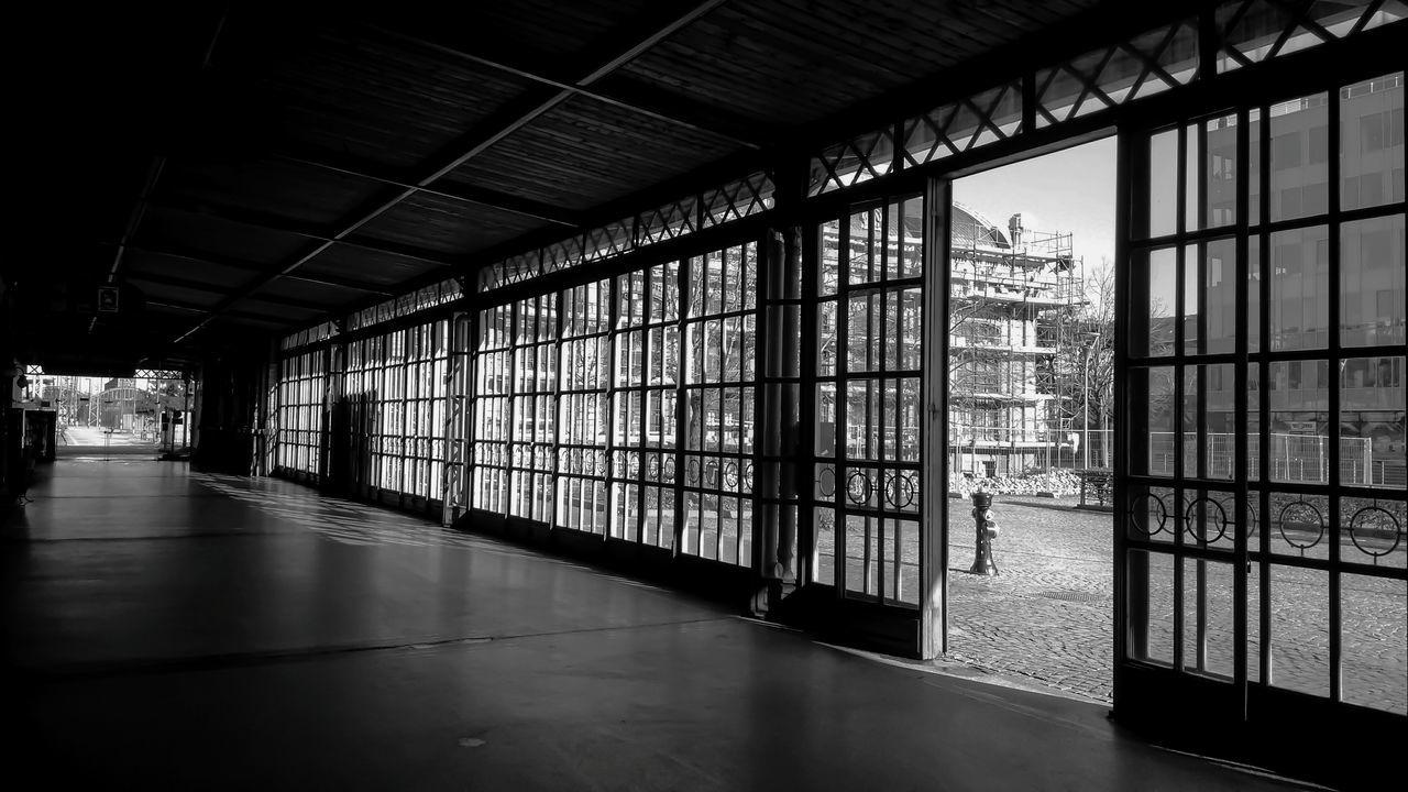 Budapest Budapest, Hungary Hungary Blackandwhite Travel Destinations Architecture Train Station Nyugati Nyugati Railway Station Nyugati Pályaudvar