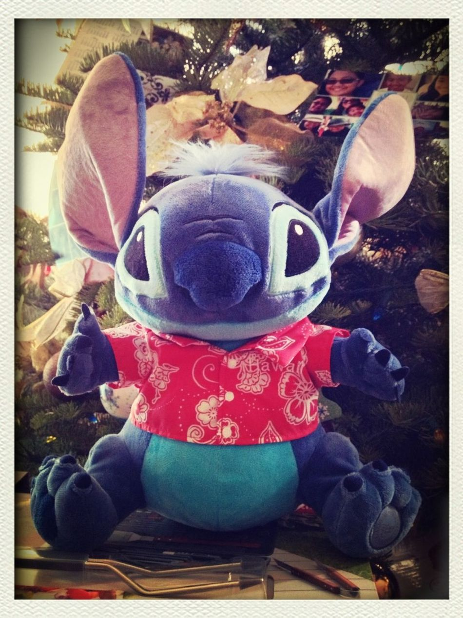 My Baby Boy Kainoah~Deimian's New STITCH Doll 4 Christmas...