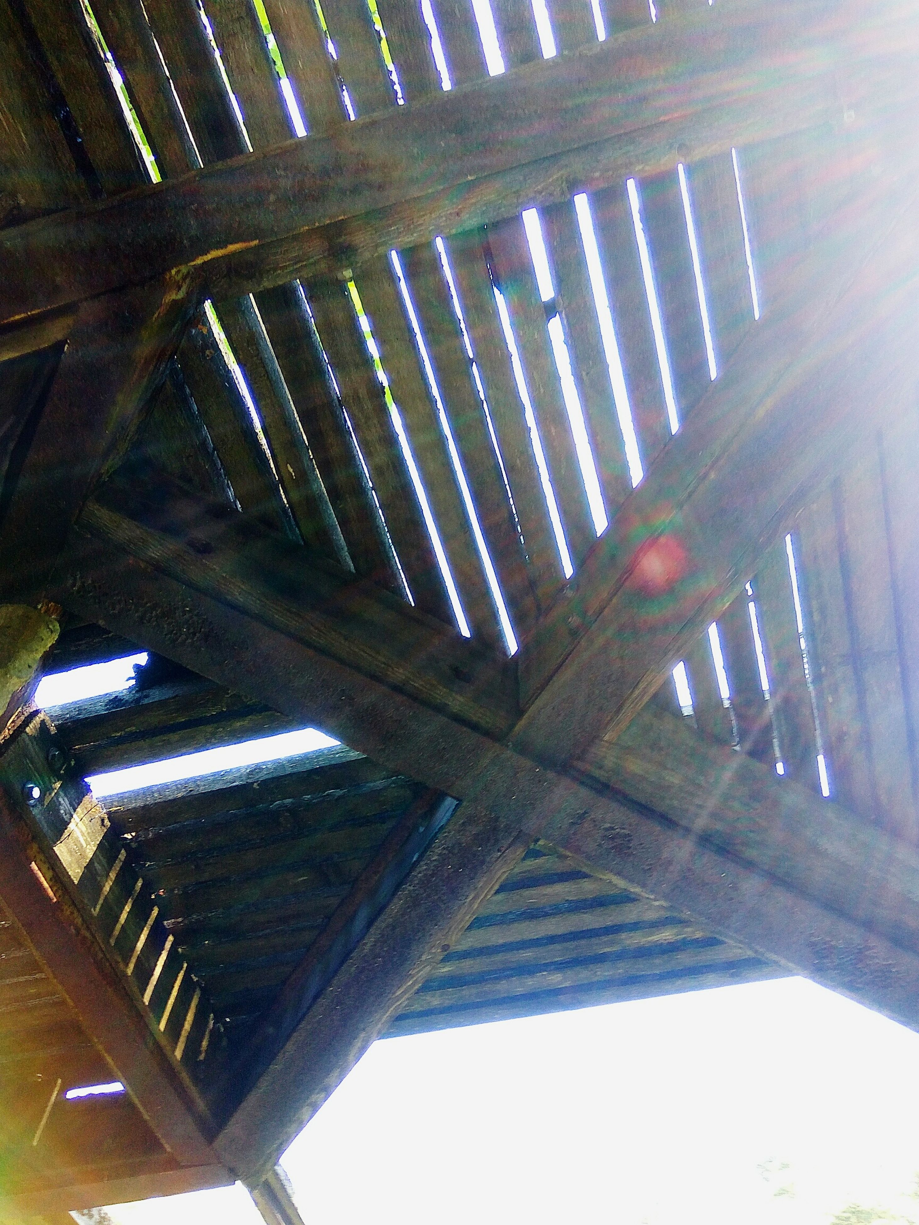 no people, low angle view, indoors, day, architecture, close-up