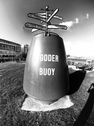 Dodder Buoy Dublin Port Dublin Ringsend