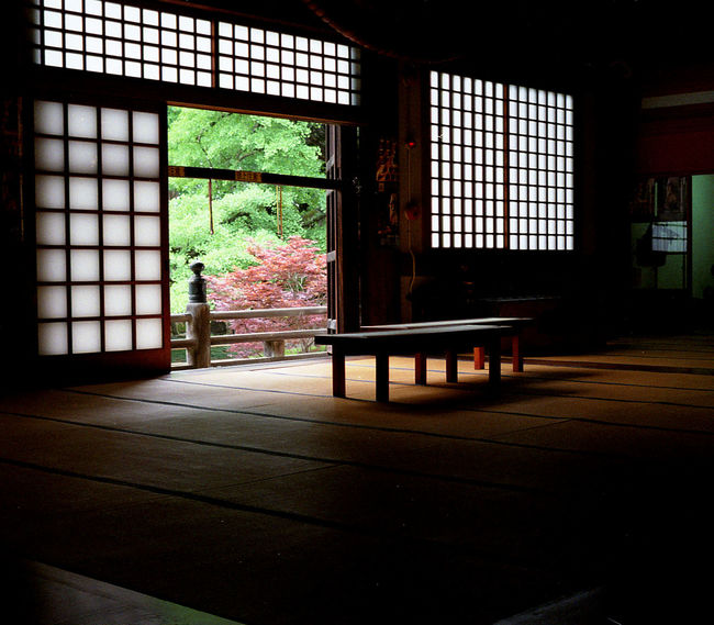 Temple Light And Shadow Interior Interior Views Film Photography Film135 Taking Photos Eyeemphotography Relaxing Signet35 Japanese Temple