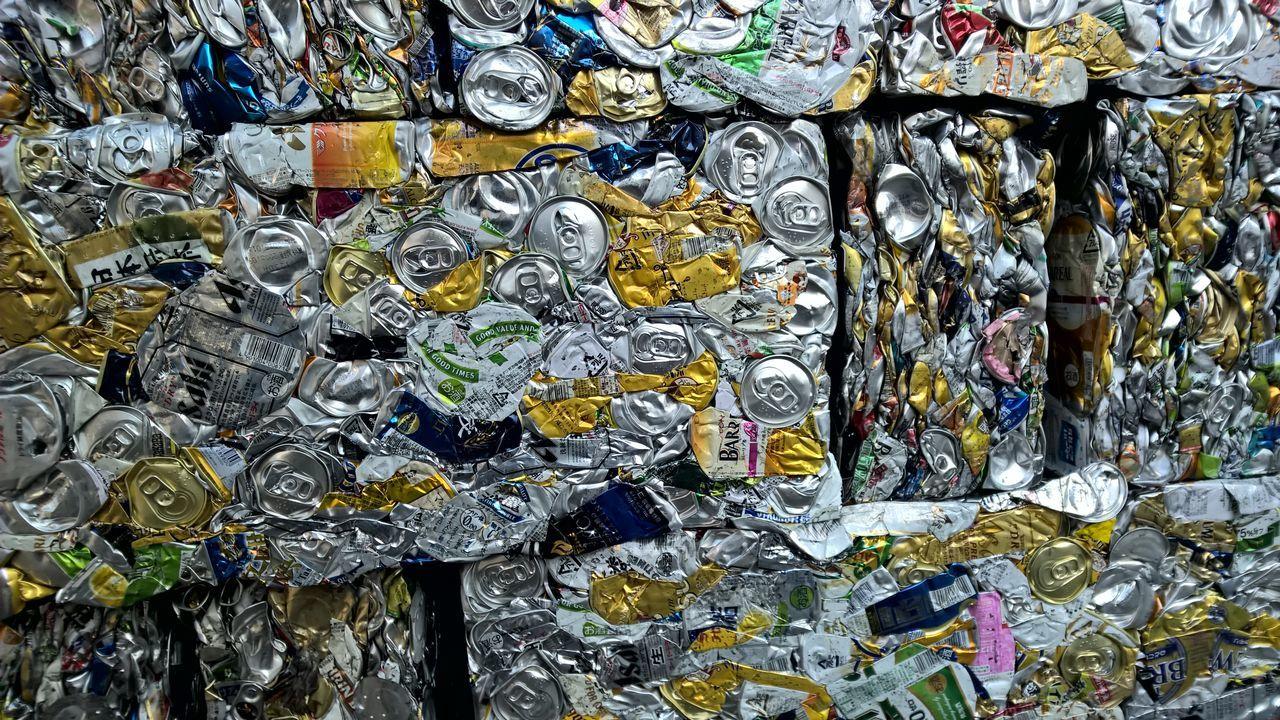 エコ 空き缶 リサイクル サステイナブル ゴミ Ecology Press プレス Sastainable Recycle Tincan First Eyeem Photo