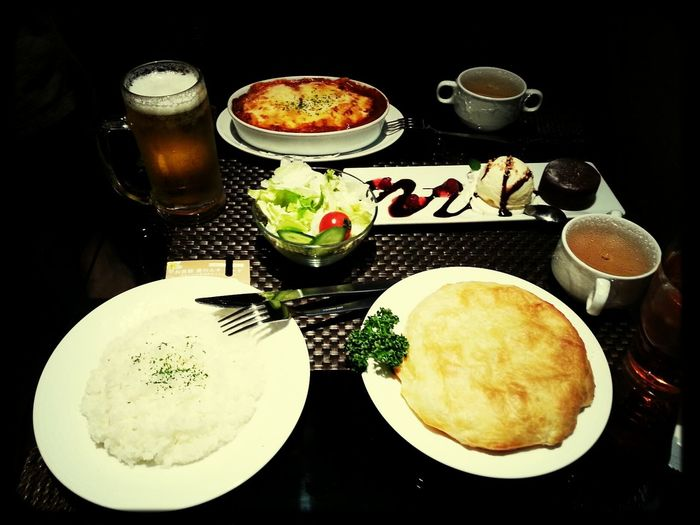 #ある日の Lunchtime Delicious ♡ Pot Pie Happyholidays