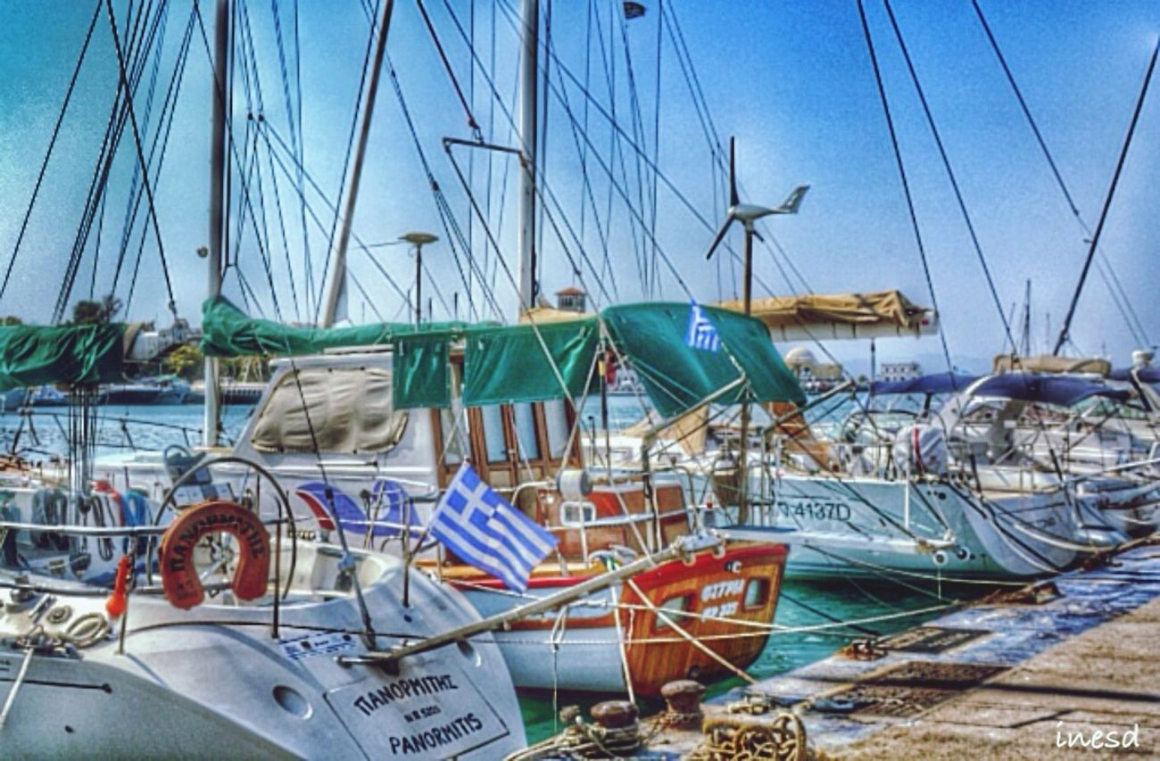 Boats Watching Boats EyeEm Best Shots Hdr_Collection