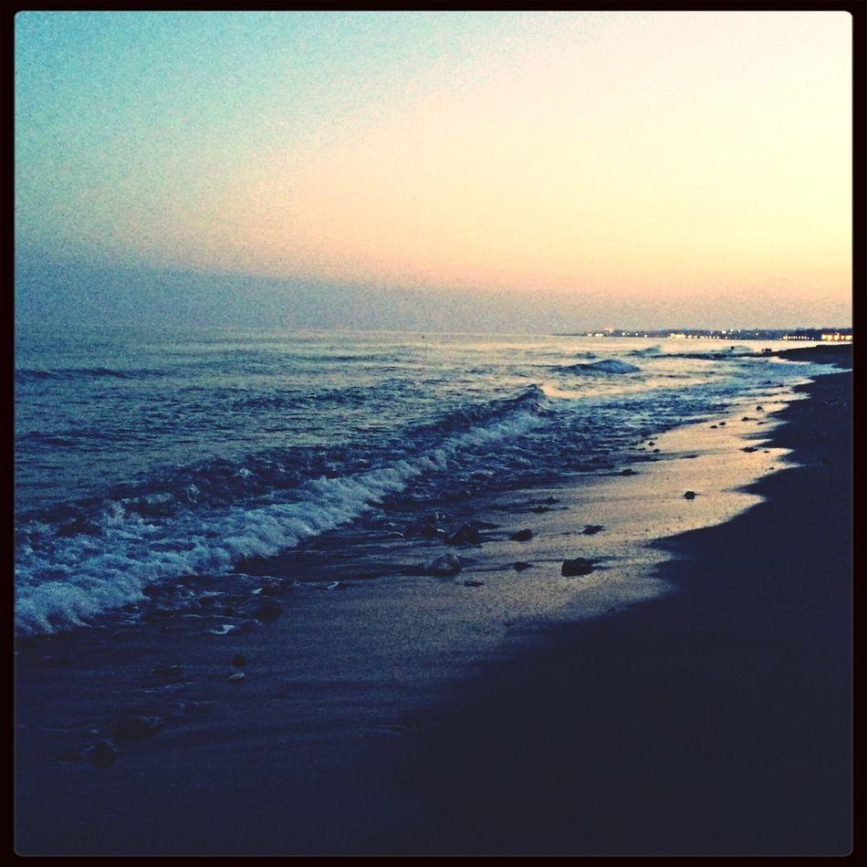 Enjoying The Sun Being A Beach Bum Relaxing Sea