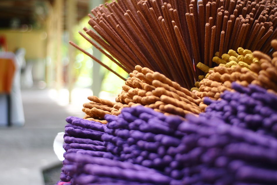 Close-up Colorful Colors Incense Incense Sticks Incensestick No People Outdoors
