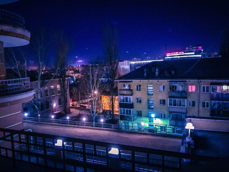 Illuminated Night Architecture Building Exterior Built Structure City Outdoors Christmas Sky Christmas Decoration No People Cityscape Water Lipetsk липецк