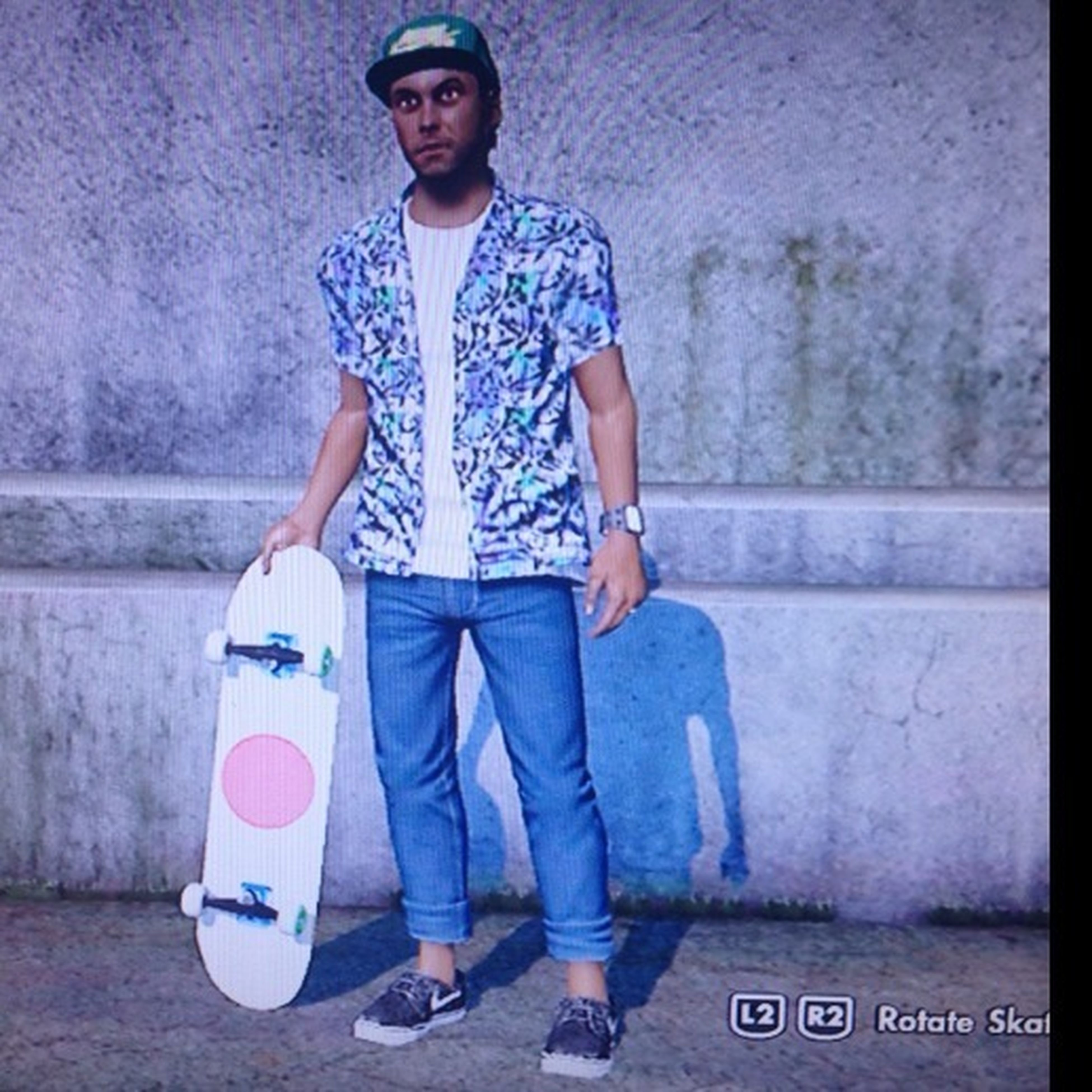 The skate 3 twin