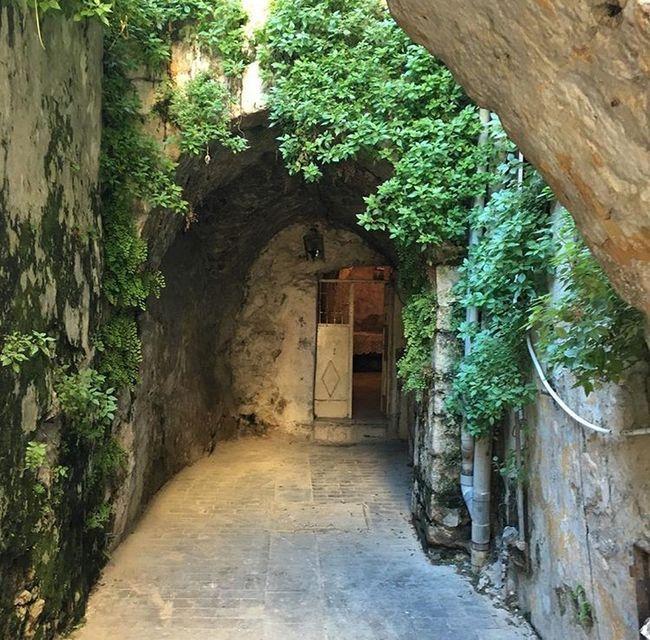 Lebanon Sidon Old Town Old City