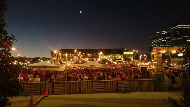 Night Lights Perth City Elizabethquay