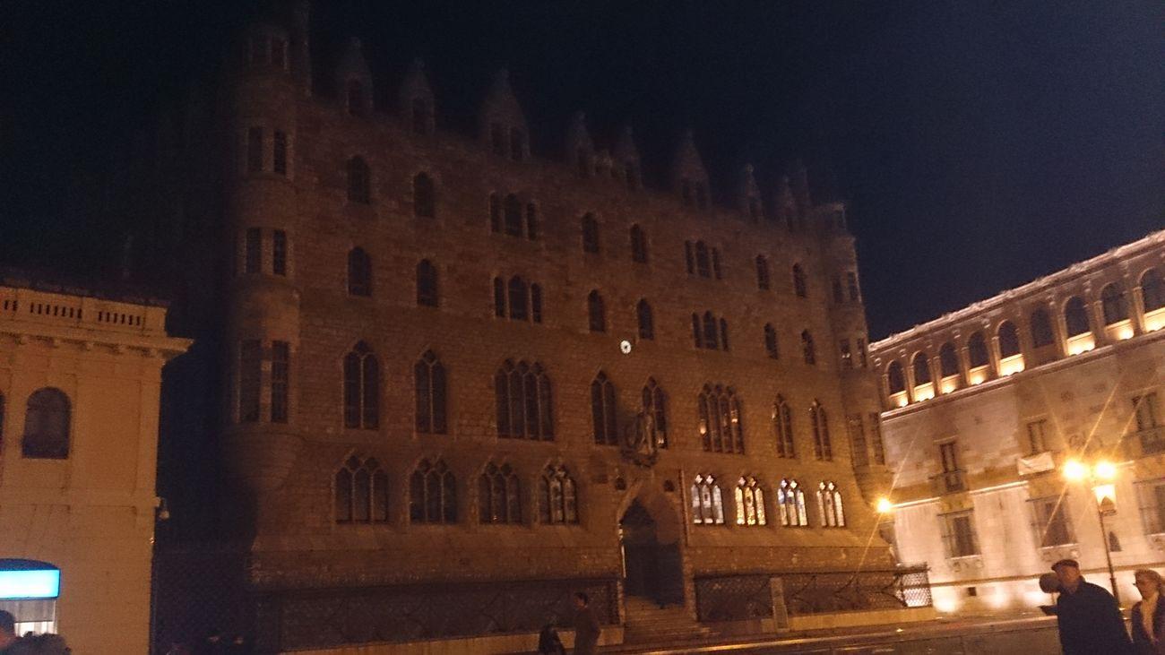 La Casa de Gaudi en Leon