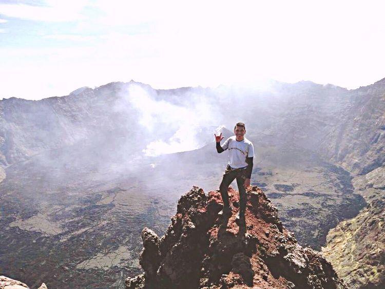 Mount Raung Hiking Trip Realvacation Outdoor Volcano Helloworld Indonesian IPhoneography Goprohero4 Malaysiaboleh
