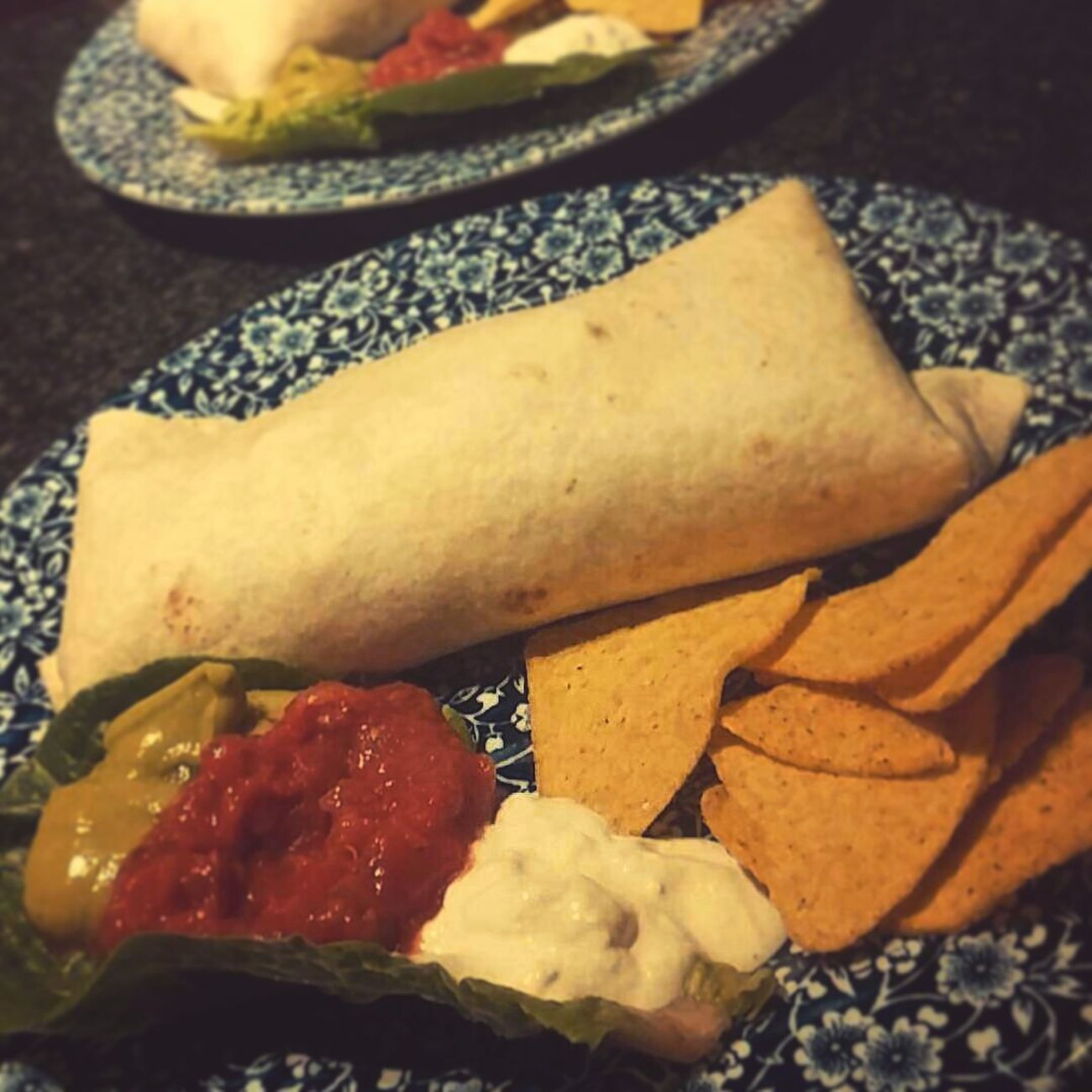 Chicken Burrito Massive Burritos Burrito Time Chips Nachos J20 Chickens Salsa Tortilla Food