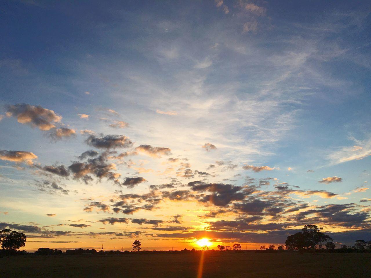 Sunset_collection Sunset #sun #clouds #skylovers #sky #nature #beautifulinnature #naturalbeauty #photography #landscape EyeEm Best Shots Fantastic View