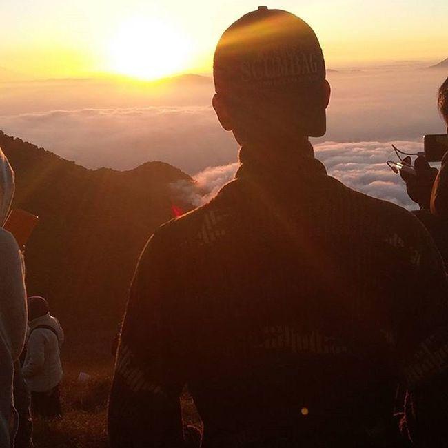 Beautiful Mytma Pendakiindonesia Sunrise Hiking Instagunung Pencintaalam Adventure MyTripMyAdventure Beautifulday