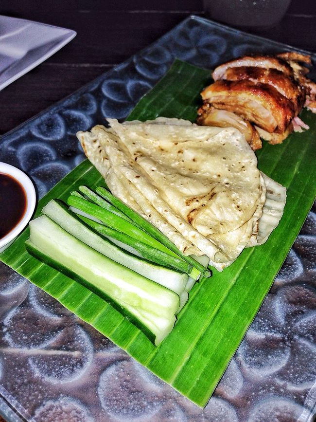 Peking Duck Crispy Duck Eating Greatfood