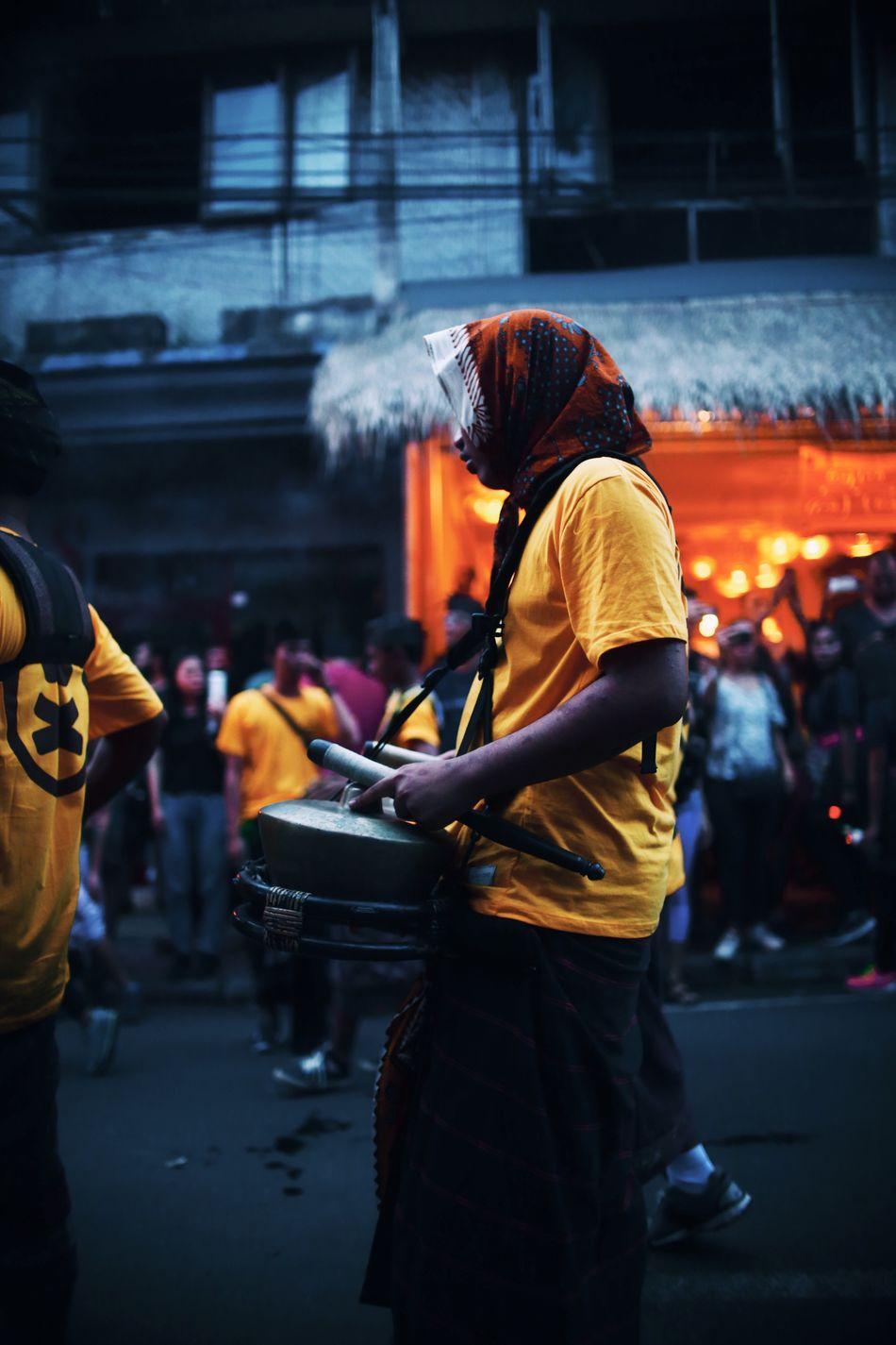Real People Outdoors Ogoh-ogoh Bali, Indonesia Ubud