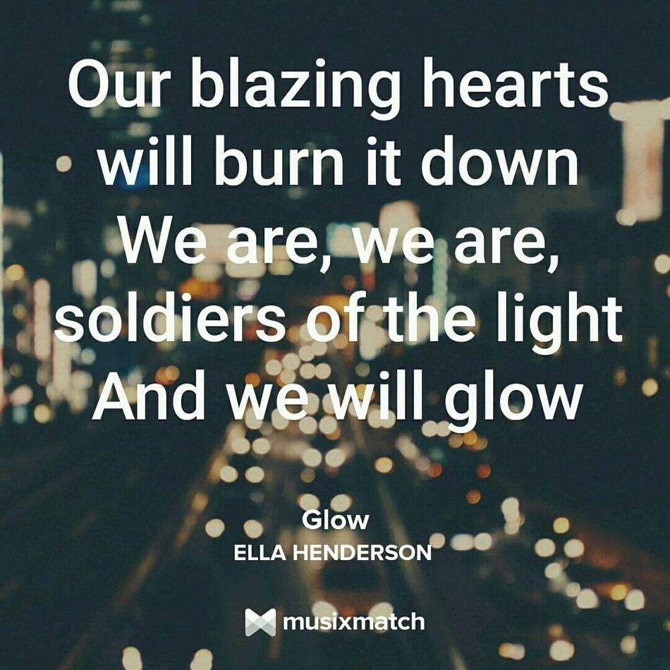 Music Ella Handerson Glow Follow4follow