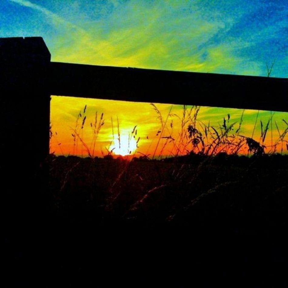 Sunset Hertfordshire HooksCross