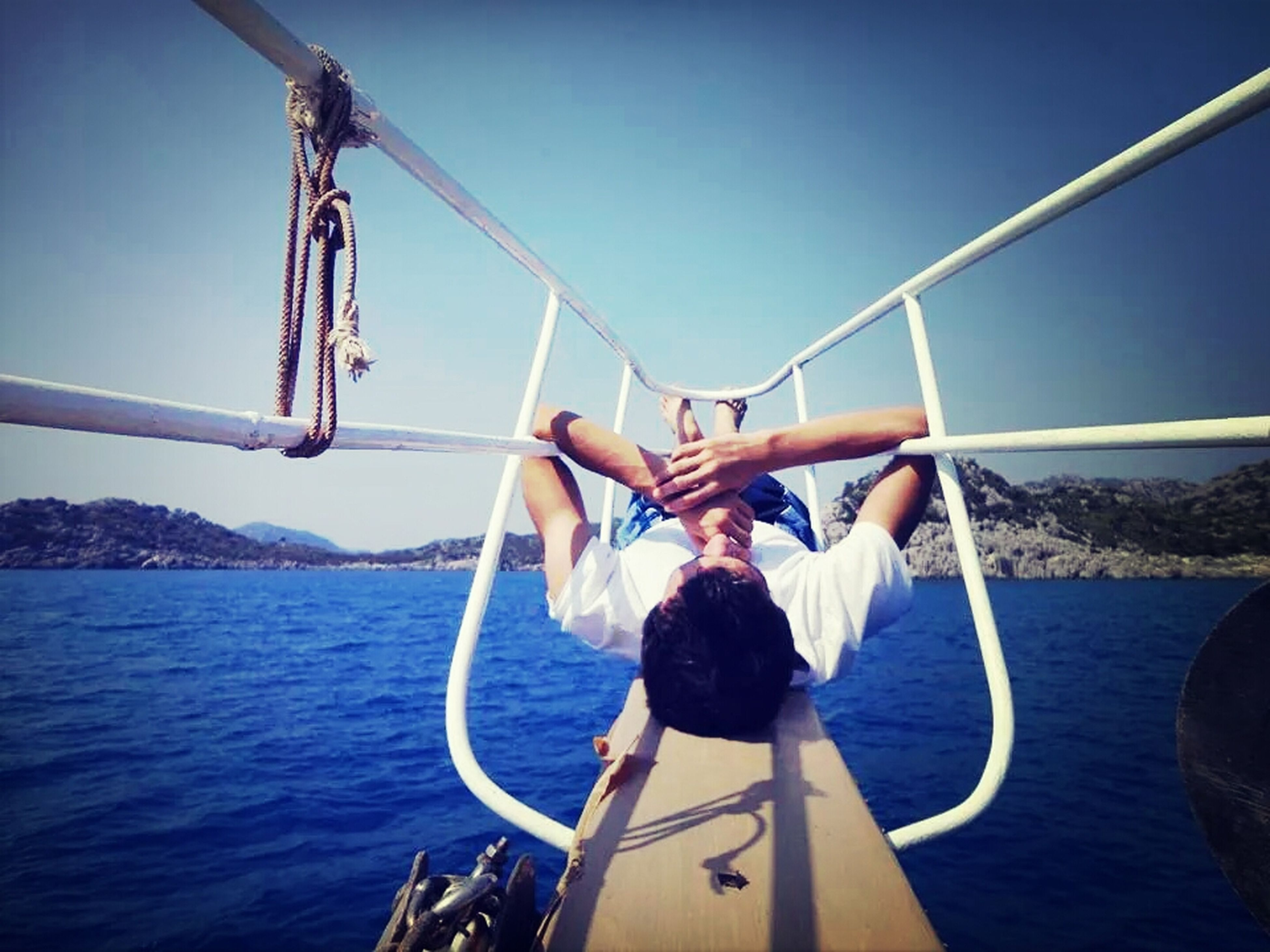 Sun Relaxing Sea Tour Holiday