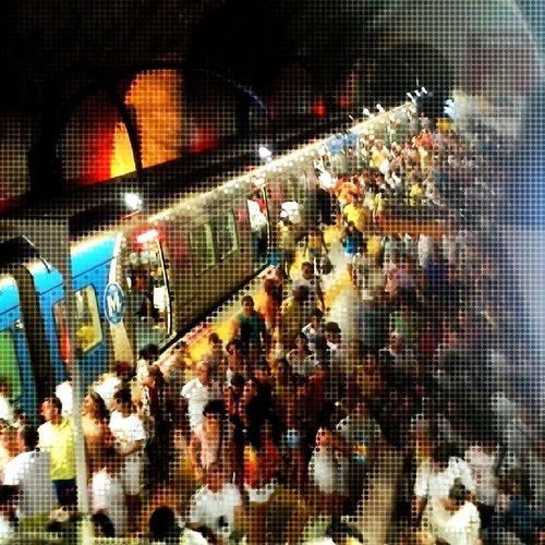 Instarefa_transporte Rio Metro