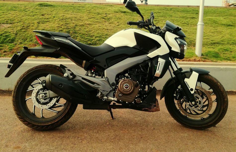 Dominar 400 Bajaj Motorcycle First Eyeem Photo