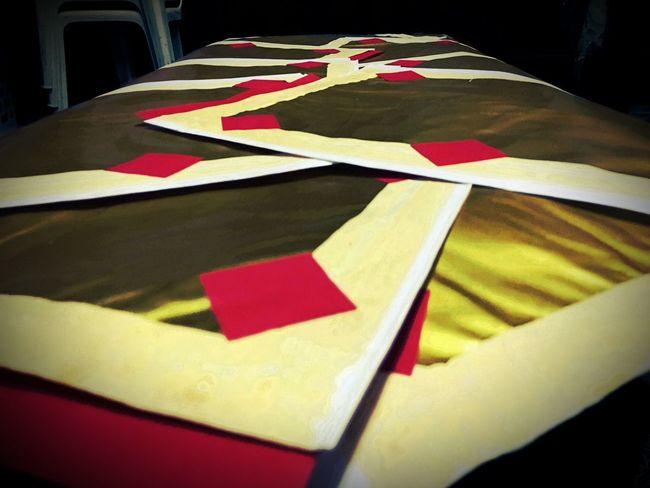 Paper View Paper Golden Paper VariousColors ImagineDragons