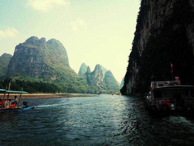 guangxi guilin lijiang Traveling Landscape Beauty Ogilvyouting2014