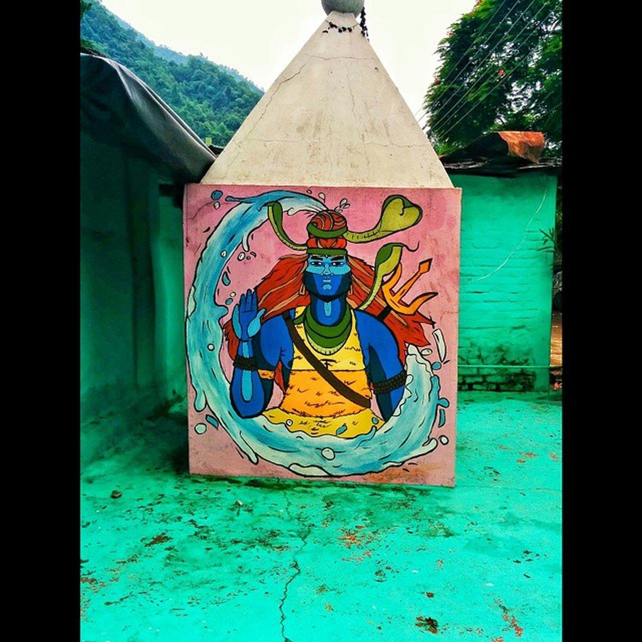 Firsedekhofriday Throwbackthurdaysaretoomainstream Rishikesh Boom Shankar Shiva
