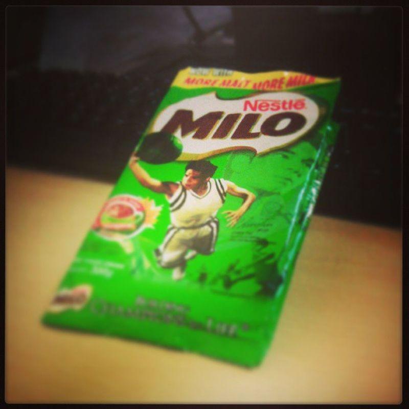Ready for Milo Marathon 21k