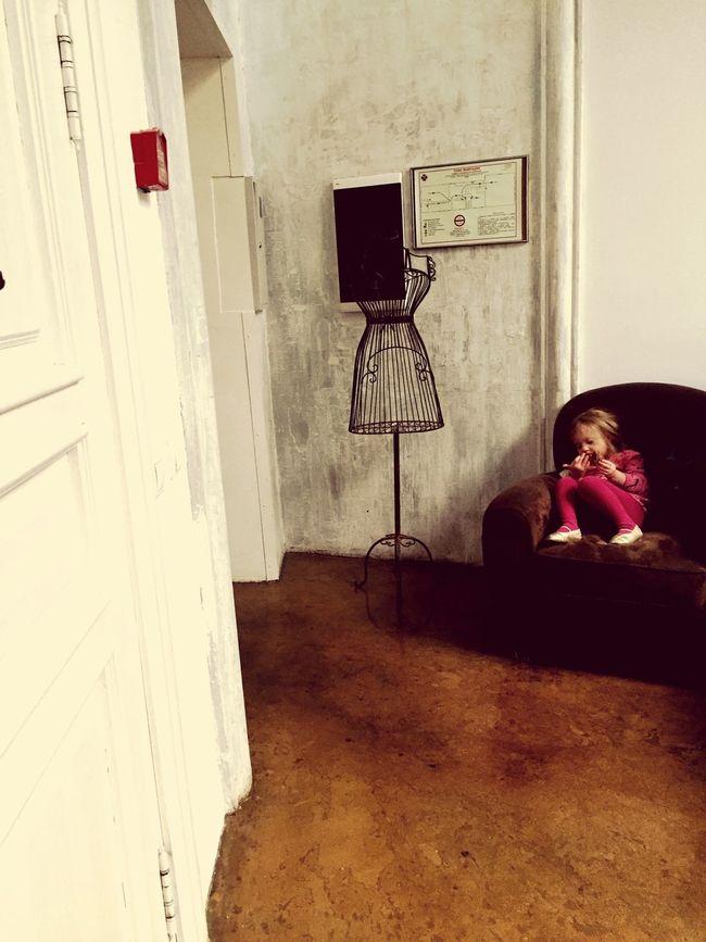 маша особенный ребенок Sunchild Hello World Whitestudio