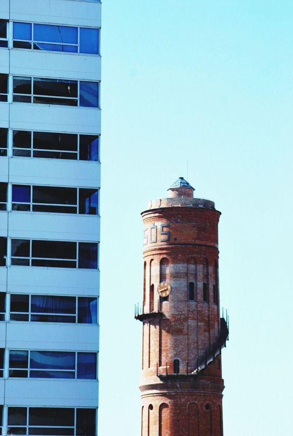 Old & Modern Buildings