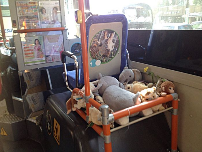 Bus Nishitetsu Zoo
