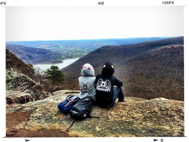 Climbing A Mountain Mountain View SO PROUD OF MYSELF Woohoooo!!