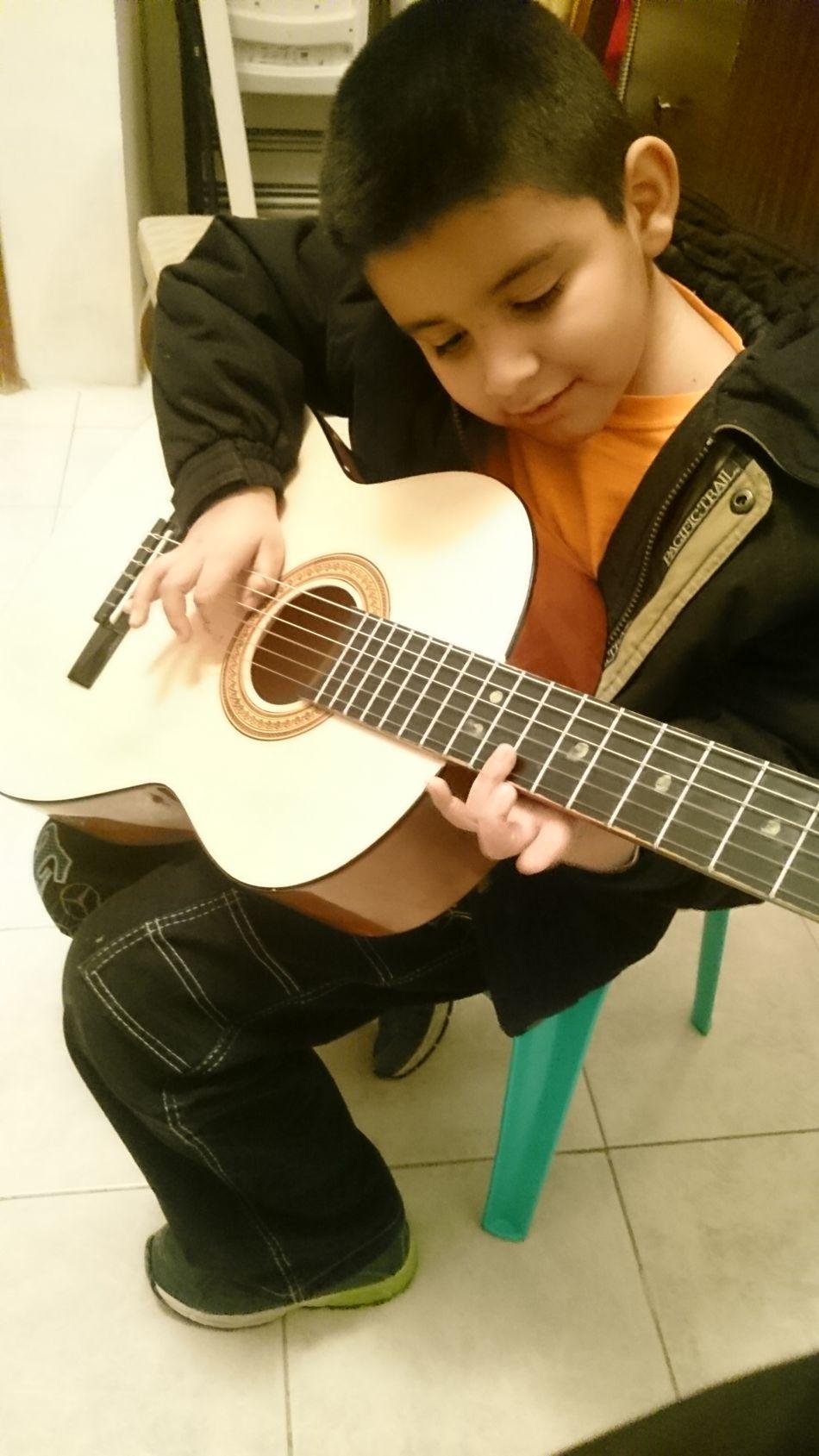 Mi Hijo  Guitar Lessons Mi Niño mi Habib