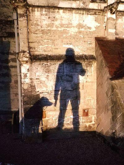 Mans best friend shadow One Person Dog❤ Shadow Shadows & Lights EyeEmNewHere