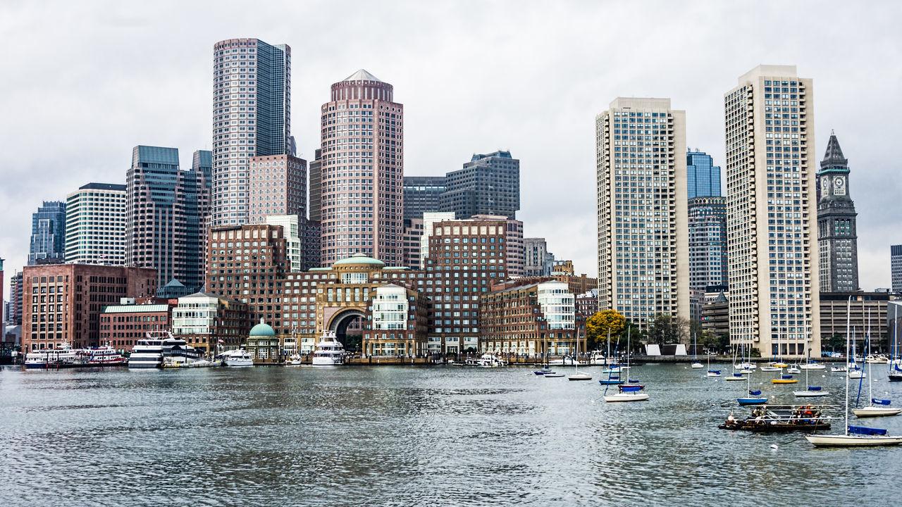 Beautiful stock photos of boston, Boston, Boston Harbor, Building Exterior, Built Structure