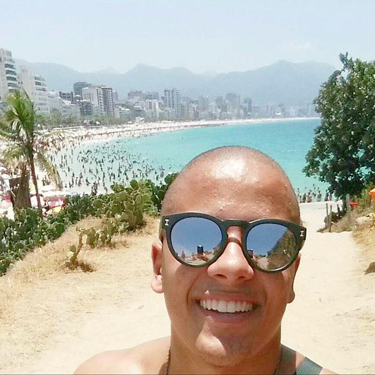 O Rio de Janeiro continua lindo.! 😎🎵 ParabénsRiodeJaneiro Rio40grau Rjlindo Cidademaravilhosa 450anos